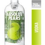 Vodka Pears Absolut Bot 750 Cmq