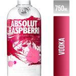 Vodka Raspberri Absolut Bot 750 Cmq