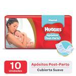 Apósitos Post Parto HUGGIES Mamá X10