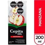 Jugo CEPITA Manzana Tetrabrik 200 Cc