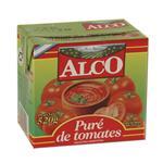 Pure De Tomate Alco Tetrabrik 520 Gr