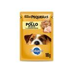 Alimento Para Perro PEDIGREE Pollo Adulto Peq Pou 100 Grm