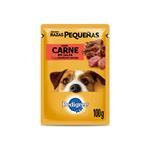 Alimento Para Perro PEDIGREE Carne Adulto Peq Pou 100 Grm