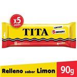 Galletitas Dulces TITA Limon Fwp 90 Grm
