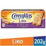Gall.Cereal Semillas Lino Cerealitas Paq 200 Grm