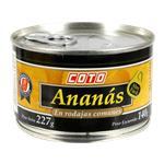 Anana Coto  Lata 227 Gr