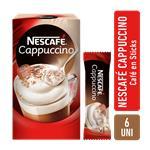 Cappuccino Soluble Nescafe   Caja 120 Gr