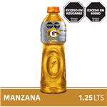 Bebida Isotónica GATORADE Manzana   Botella 1,25 L