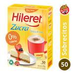 Edulcorante HILERET    Zucra Caja Sobres X 50