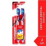 Cepillo Dental COLGATE Twister Blister 2 Unidades