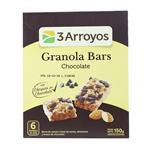 Barra De Granola 3 ARROYOS Chocolate Est 150 Grm