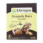 Barra De Granola 3 ARROYOS Chocolate Est 150 Grm