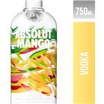 Vodka Mango Absolut Bot 750 Ml