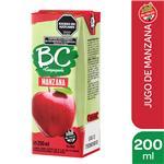 Jugo   BC Manzana Light   Tetrabrik 200 Cc