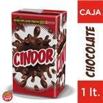 Leche Chocolatada Fortificada CINDOR Ttb 1 Ltr