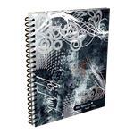 Cuaderno Apuntes Pop Punk Cuad 80 H . . .