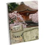 Cuaderno Apuntes Poppun /Travel Ray 80 . . .