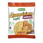 Queso En Hebras 4 Quesos Light La Serenisi Paq 150 Grm