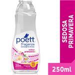 Perfume Para Ropa Poett Sedosa Primavera  Botella  250 Ml