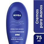 Crema P/Manos Cuidado Intens Nivea Pom 75 Ml