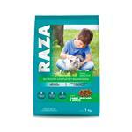 Alimento Para Gato RAZA Carne Pescado Y Arroz Bsa 1 Kg