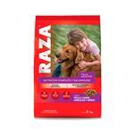 Alimento Para Perro RAZA Pollo Carne, Cereale Y Arroz Bsa 3kg