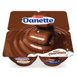 Postre DANETTE Chocolate Pak 380 Grm