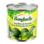 Repollitos De Bruselas BONDUELLE Lata 400 Gr