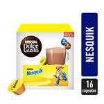 Café En Capsulas NESCAFE  Nesquik Caja 16 Unidades