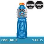 Bebida Isotónica GATORADE Cool Blue    Botella 1,25 L