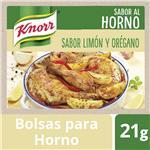 Saborizador KNORR Limón Y Oregano Sobre 25 Gr