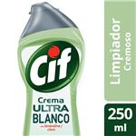 Limpiador CIF Cremoso Con Lavandina Bot 375 Grm