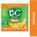 Jugo En Polvo BC Naranja Sobre 9.7 Gr