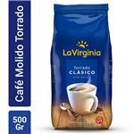 Café Molido La Virginia   Paquete 500 Gr