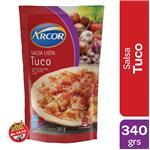 Salsa Tuco Arcor Lista Pouch 340 Gr