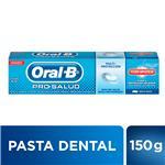 Crema Dental ORAL B Pro-salud Escudo Antiazúcar Pomo 150 Gr