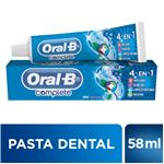 Crema Dental ORAL B Complete Pomo 70 Gr
