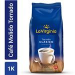 Café Molido LA VIRGINIA Paquete 1 Kg