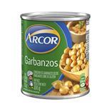 Garbanzos ARCOR Lata 300 Gr