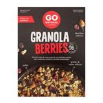 Granola GO NATURAL Berries Cja 300 Grm