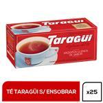 Té Negro TARAGUI     Caja 25 Saquitos