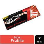 Chicles TOPLINE Seven Frutilla Paq 14.7 Grm