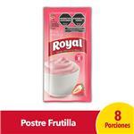 Postre Royal Frutilla   Sobre 75 Gr