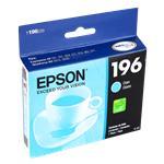 Cartucho EPSON T196220-Al Cyan Xp201/401