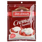 Crema Chantilly Dos Anclas    Sobre 50 Gr