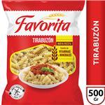 Tirabuzon FAVORITA Paquete 500 Gr