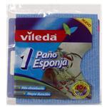 Paño Esponja Multiuso VILEDA Paq 1 Uni
