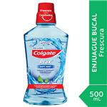 Enjuague Bucal COLGATE  Plax Soft Mint Botella 500 Ml