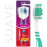 Cepillo Dental COLGATE Zig Zag Blister 2 Unidades