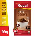 Postre Royal Chocolate   Sobre 65 Gr